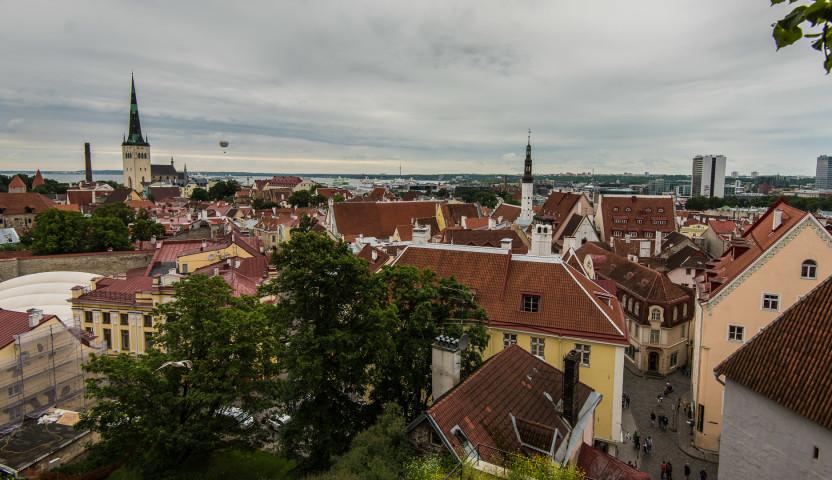 Exploring Estonia