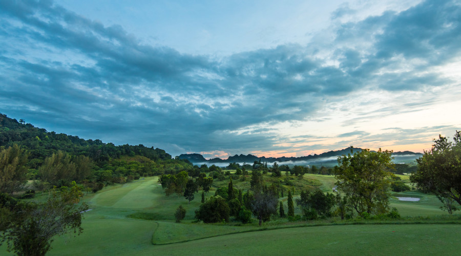 Gunung Raya Golf Club