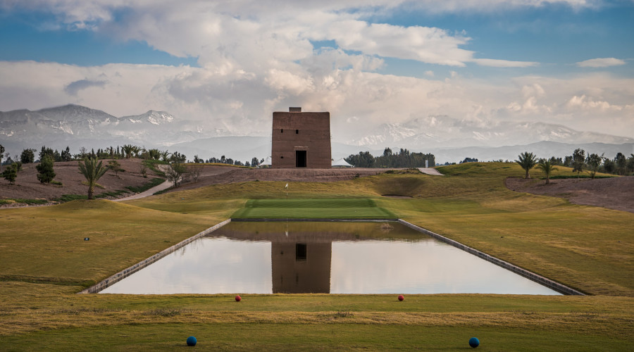 Fusing Moroccan architecture and golf