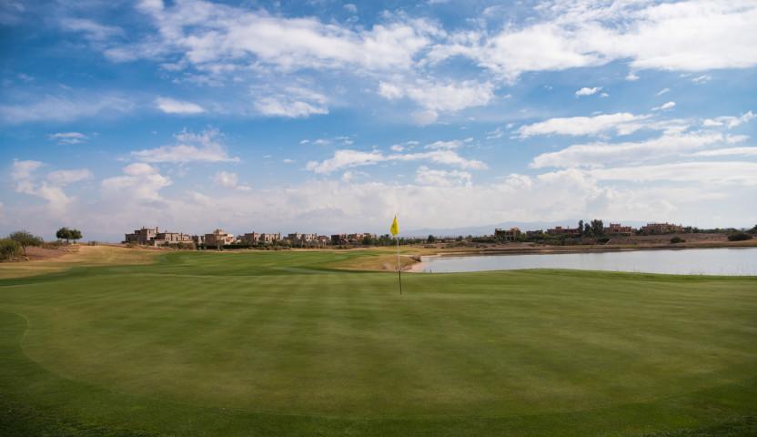 A serious golf challenge